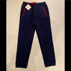 Hanna Andersson boys slim sweatpants size 160